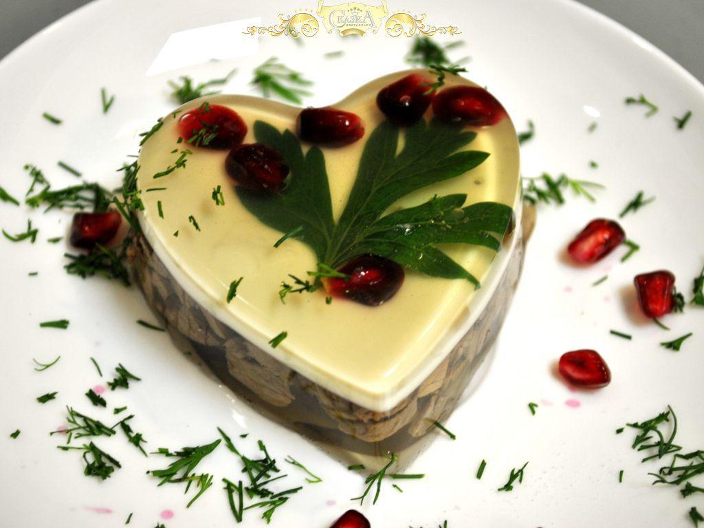Заливное мясо провансаль рецепт с пошагово в